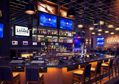 Kansas Star Casino Tin Lizard