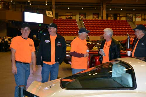 Mulvane Marauders Car Club