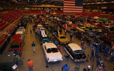 Mulvane Marauders Annual Car Show – in September