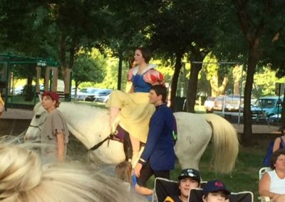 Ballet in the Park Snow White