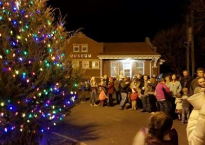 Christmas Time Tree Lighting Community Small Image
