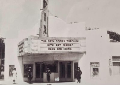 Pix Marquee Historic Front