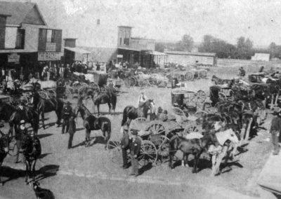 Visit Mulvane Historical Downtown Mulvane , Kansas Photograph