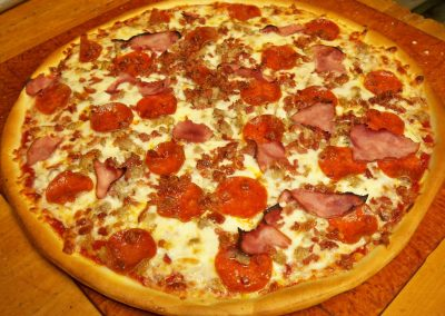 Amy's Pizza Place Pizza