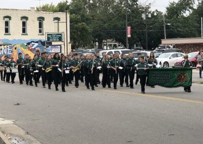 Band Day Middle School Parade (2)
