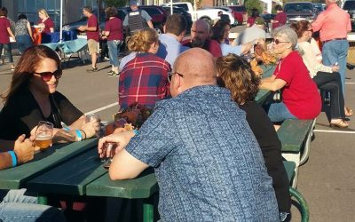 Main Street Beer & Wine Festival – in October