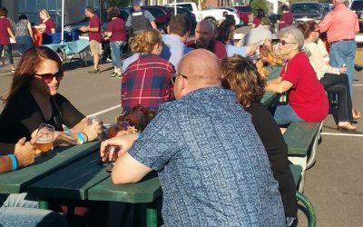 Main Street Beer & Wine Festival – in September