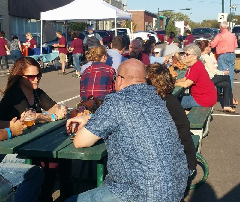 Main Street Beer & Wine Festival – in September