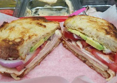 Lil Deuce Scoop Images Sandwich