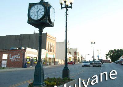 Mulvane Downtown