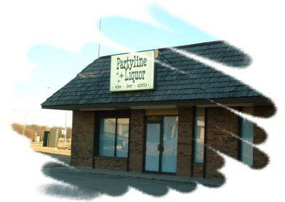 Partyline Liquor Building