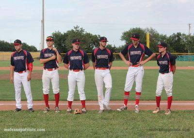 Mulvane Patriots Baseball
