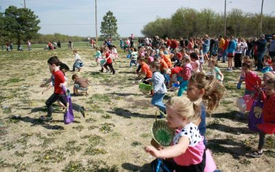 Mulvane Community Easter Egg Hunt – in Spring