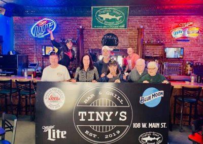 Tiny's Bar & Grill