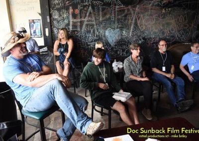 Filmmakers Roundtable Adam Brett Others
